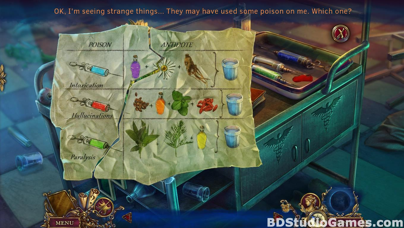 Whispered Secrets: Dreadful Beauty Collector's Edition Free Download Screenshots 10