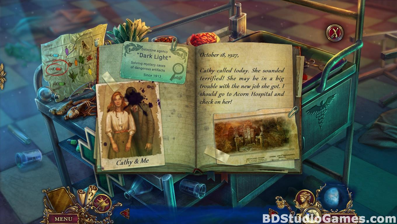 Whispered Secrets: Dreadful Beauty Collector's Edition Free Download Screenshots 11
