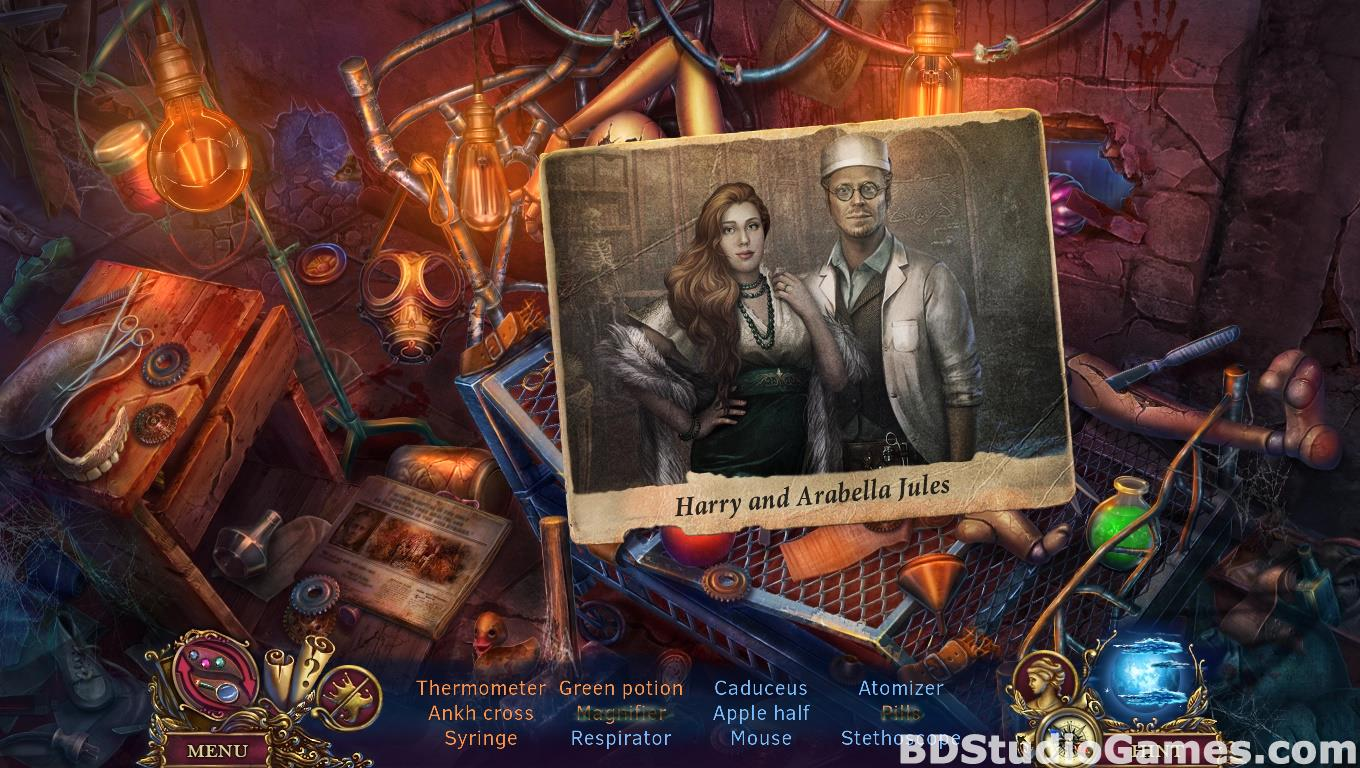 Whispered Secrets: Dreadful Beauty Collector's Edition Free Download Screenshots 18
