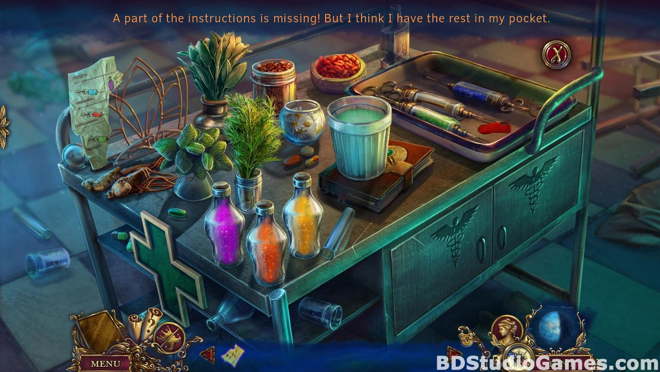 Whispered Secrets: Dreadful Beauty Collector's Edition Free Download Screenshots 09