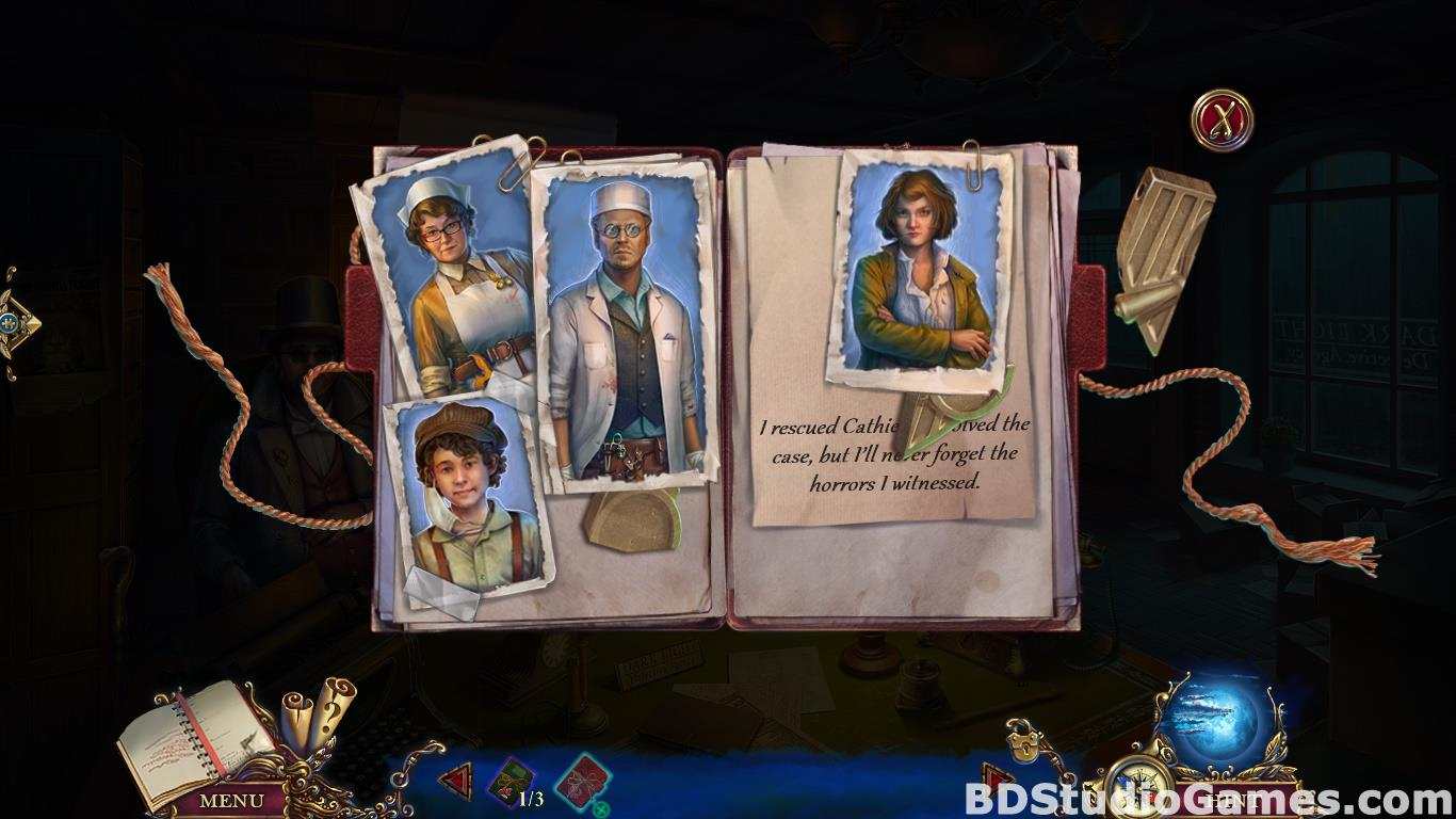 Whispered Secrets: Morbid Obsession Collector's Edition Free Download Screenshots 12