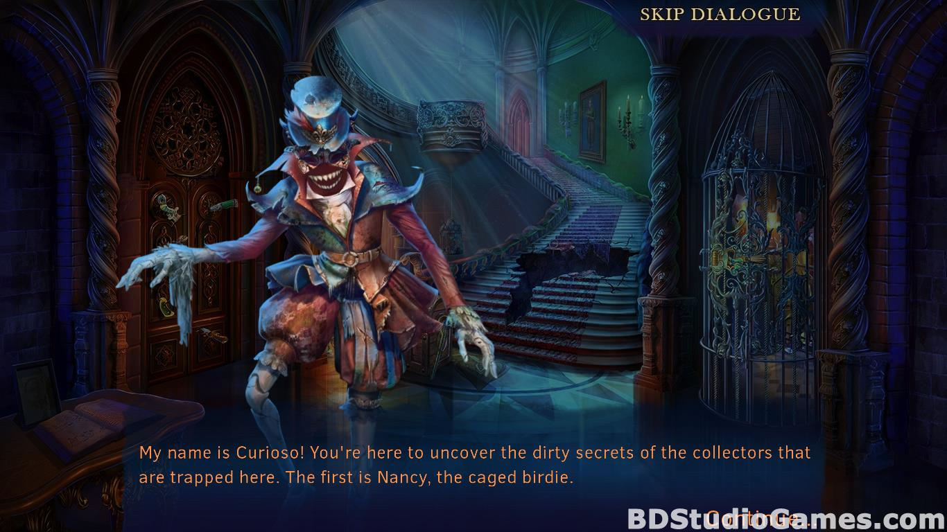 Whispered Secrets: Morbid Obsession Collector's Edition Free Download Screenshots 18