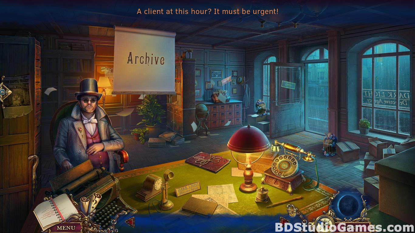 Whispered Secrets: Morbid Obsession Collector's Edition Free Download Screenshots 05