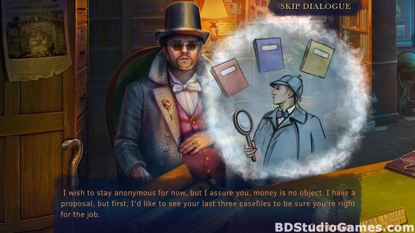 Whispered Secrets: Morbid Obsession Collector's Edition Free Download Screenshots 06