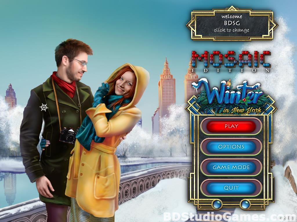 Winter in New York Mosaic Edition Free Download Screenshots 02