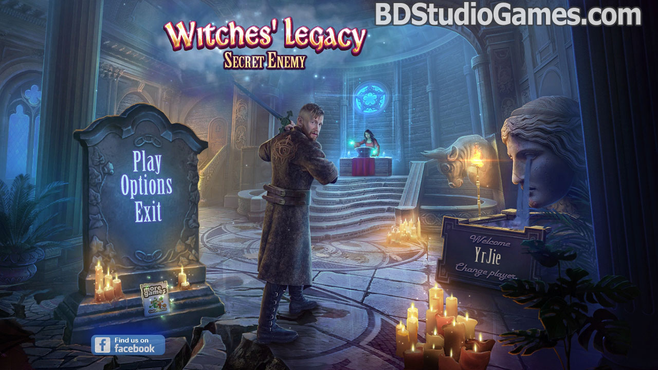 Witches Legacy: Secret Enemy Review Screenshots 1