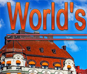 World's Greatest Cities: Mosaics 10 Gameplay