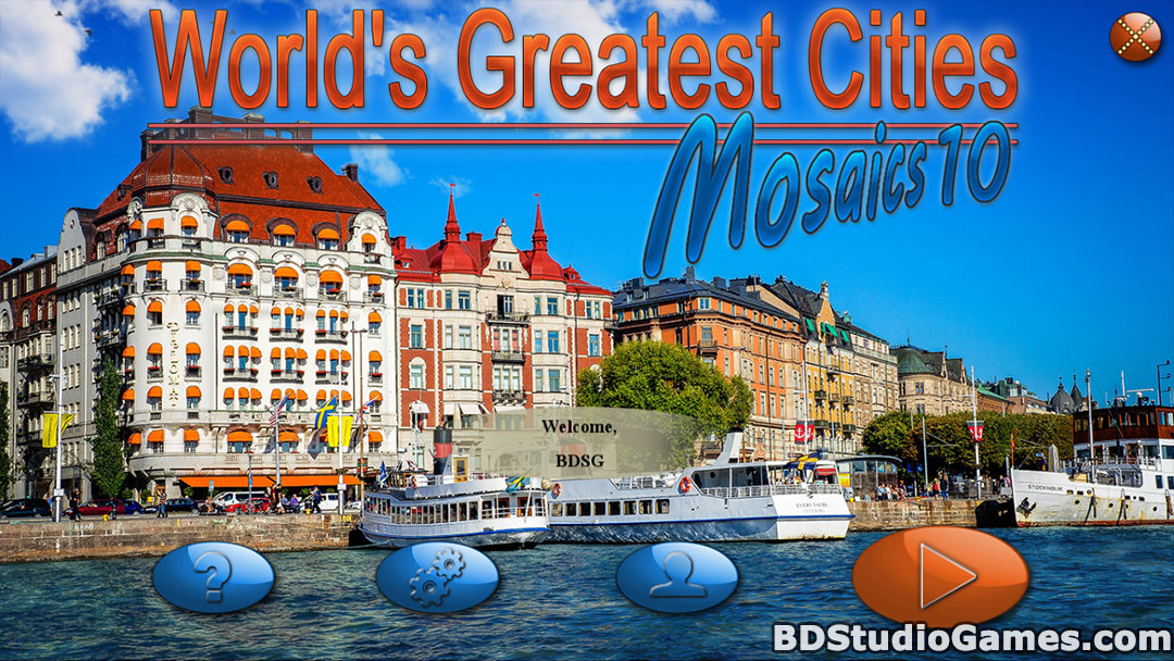 World's Greatest Cities: Mosaics 10 Preview Screenshots 1
