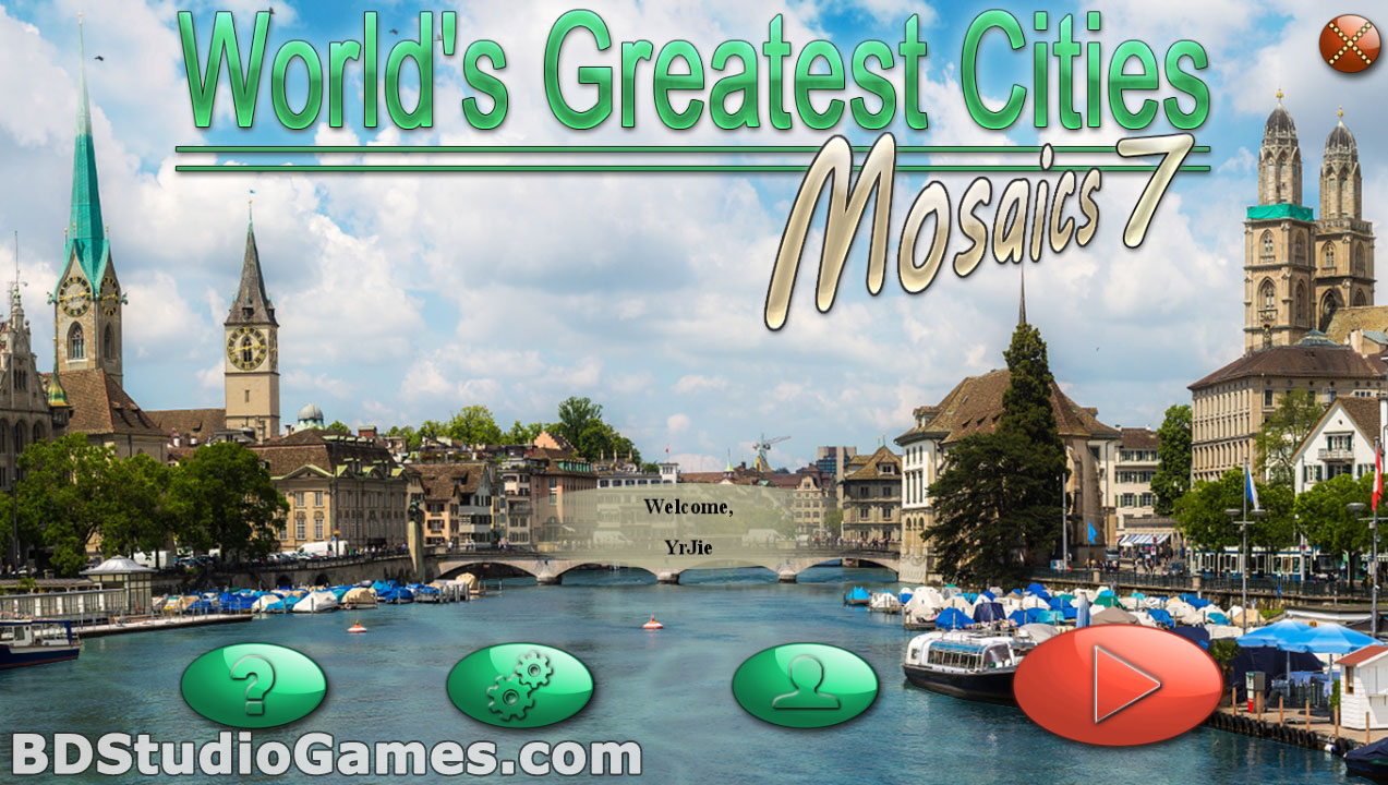 World's Greatest Cities Mosaics 7 Free Download Screenshots 1