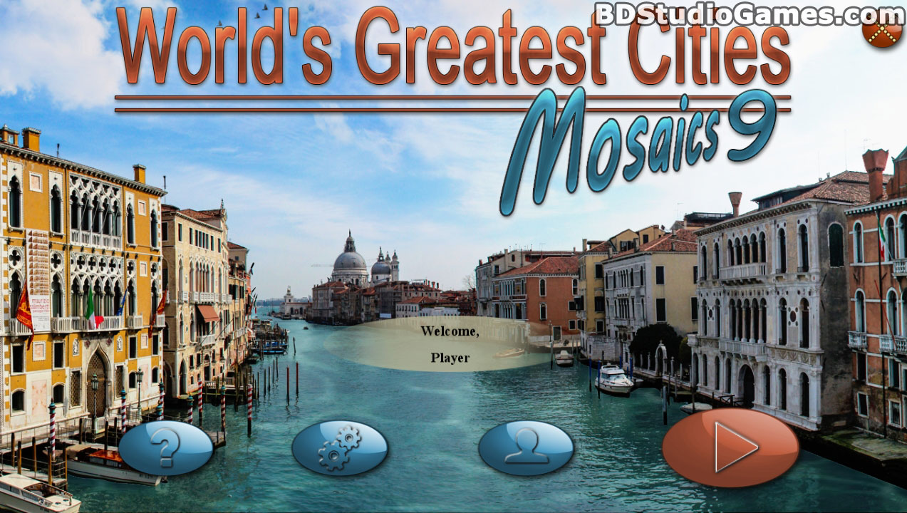 World's Greatest Cities: Mosaics 9 Free Download Screenshots 1