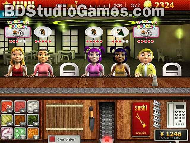 Youda sushi chef 2 play online for free | youdagames. Com.