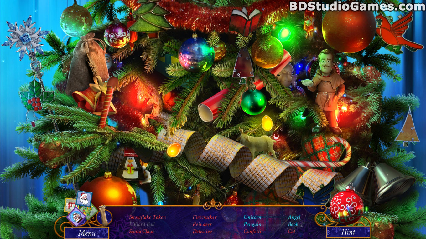 Yuletide Legends: Who Framed Santa Claus Collector's Edition Free Download Screenshots 4