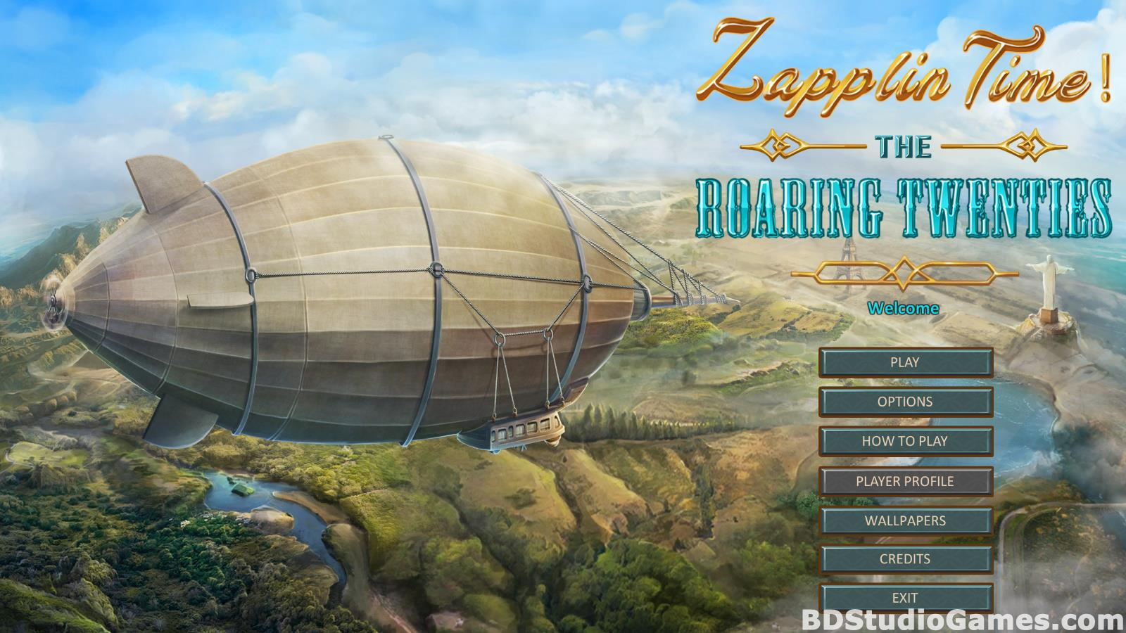 Zapplin Time! The Roaring Twenties Game Download Screenshots 01