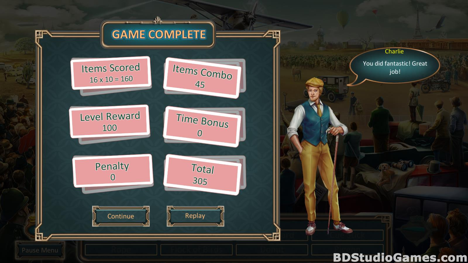 Zapplin Time! The Roaring Twenties Game Download Screenshots 11