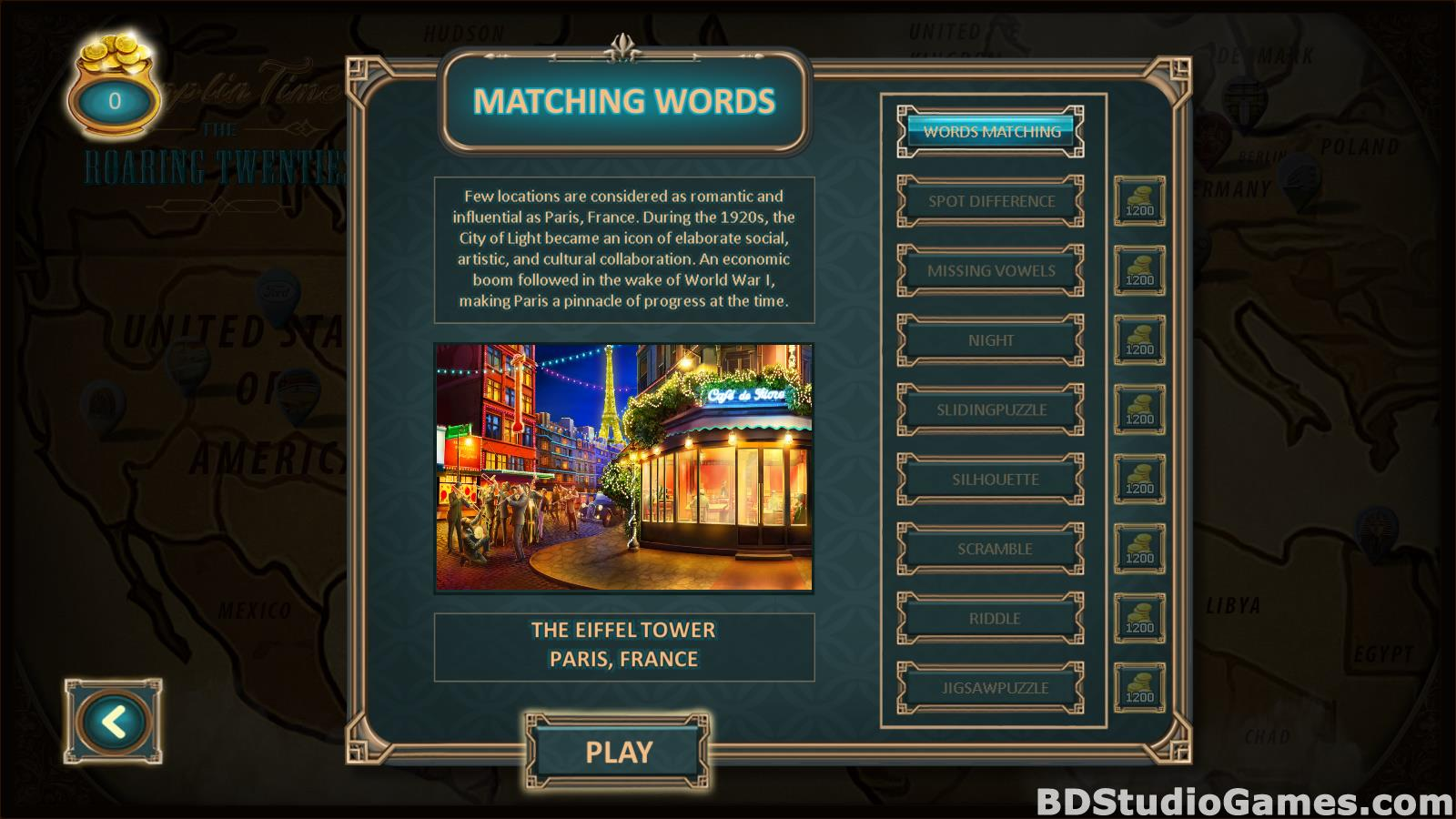 Zapplin Time! The Roaring Twenties Game Download Screenshots 05