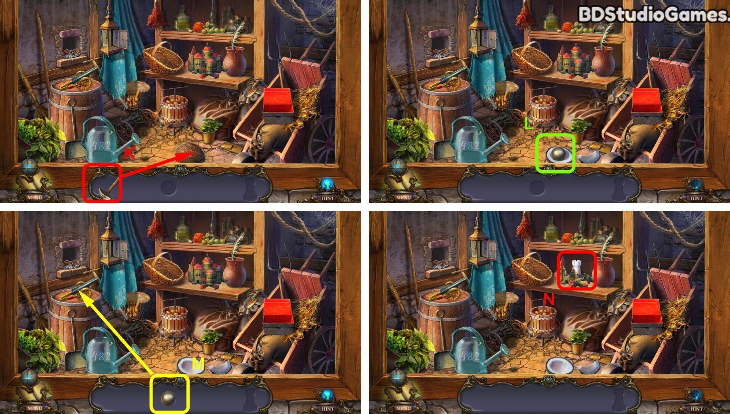 Amulet of Dreams Walkthrough Screenshot 0063