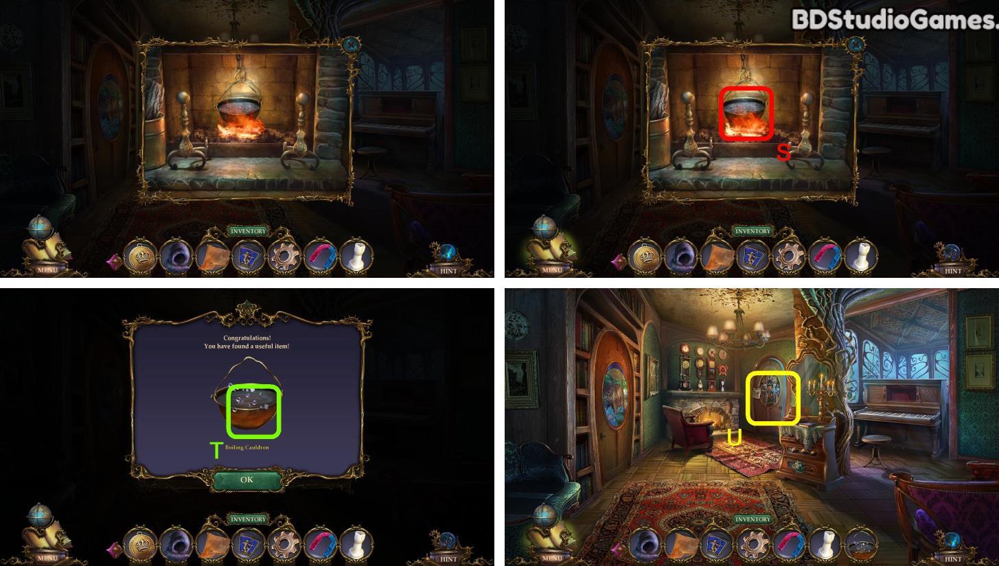 Amulet of Dreams Walkthrough Screenshot 0065