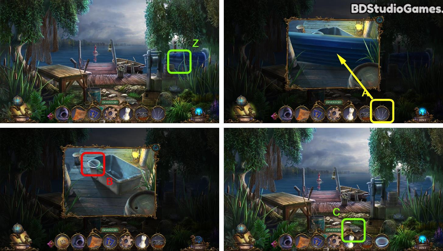 Amulet of Dreams Walkthrough Screenshot 0067