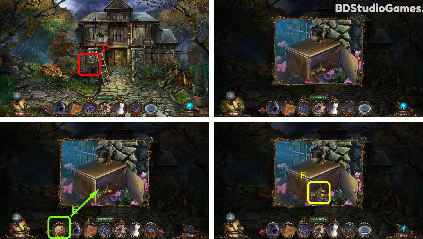 Amulet of Dreams Walkthrough Screenshot 0068