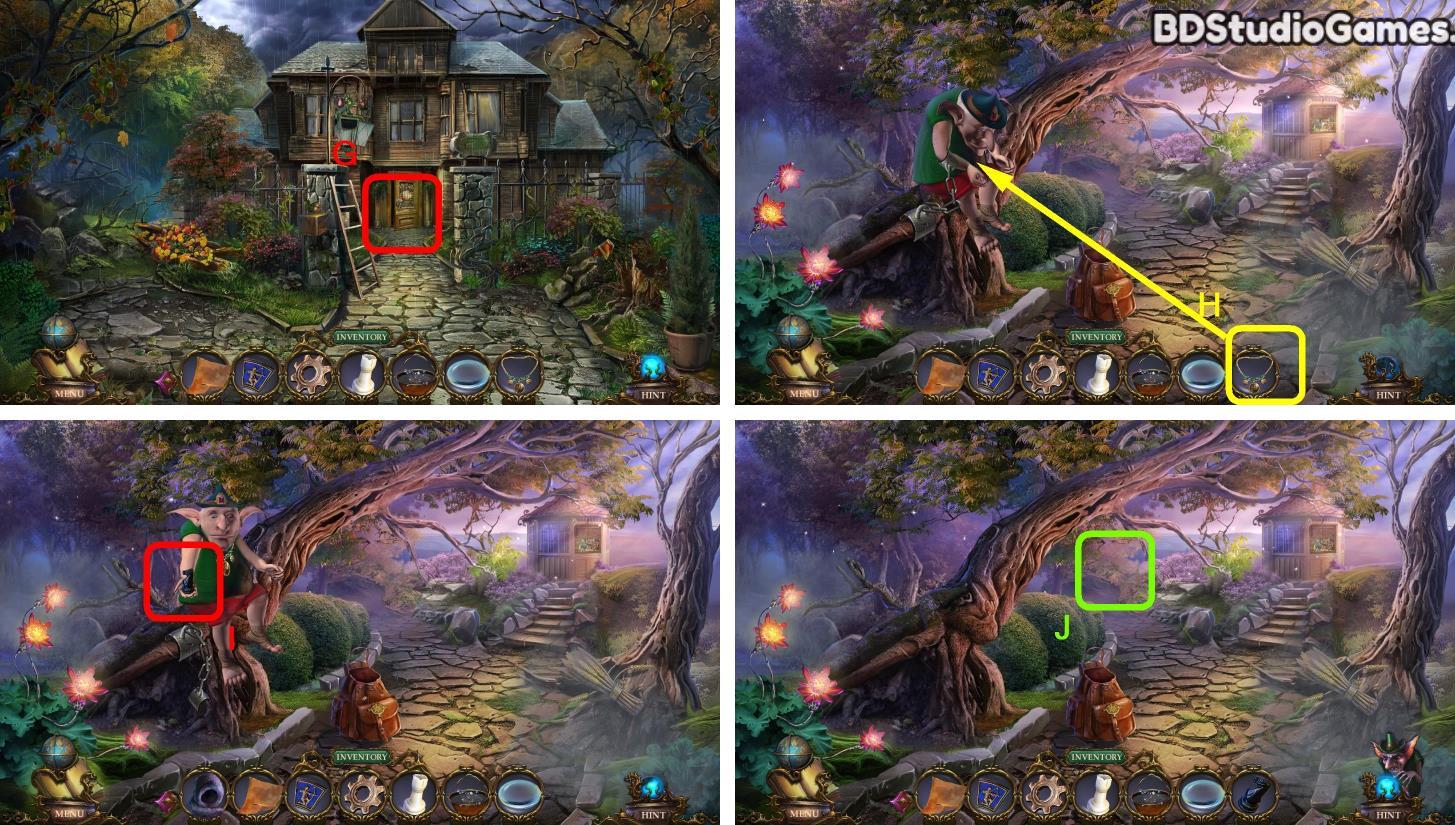Amulet of Dreams Walkthrough Screenshot 0069