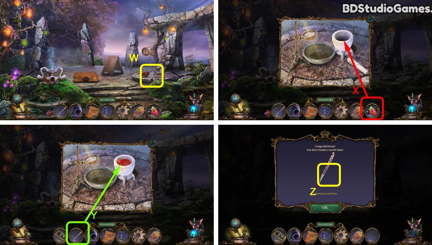 Amulet of Dreams Walkthrough Screenshot 0073