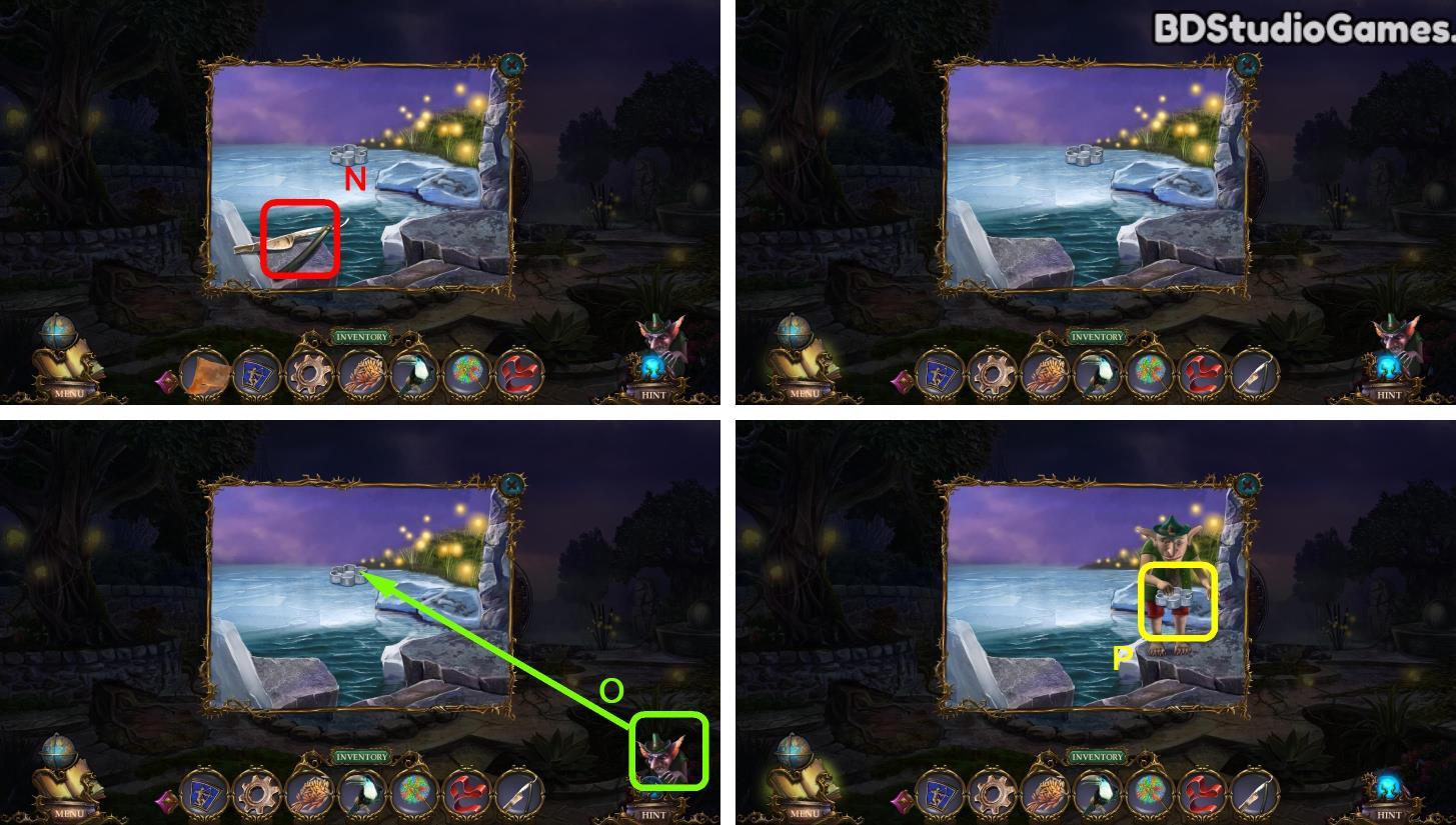 Amulet of Dreams Walkthrough Screenshot 0077