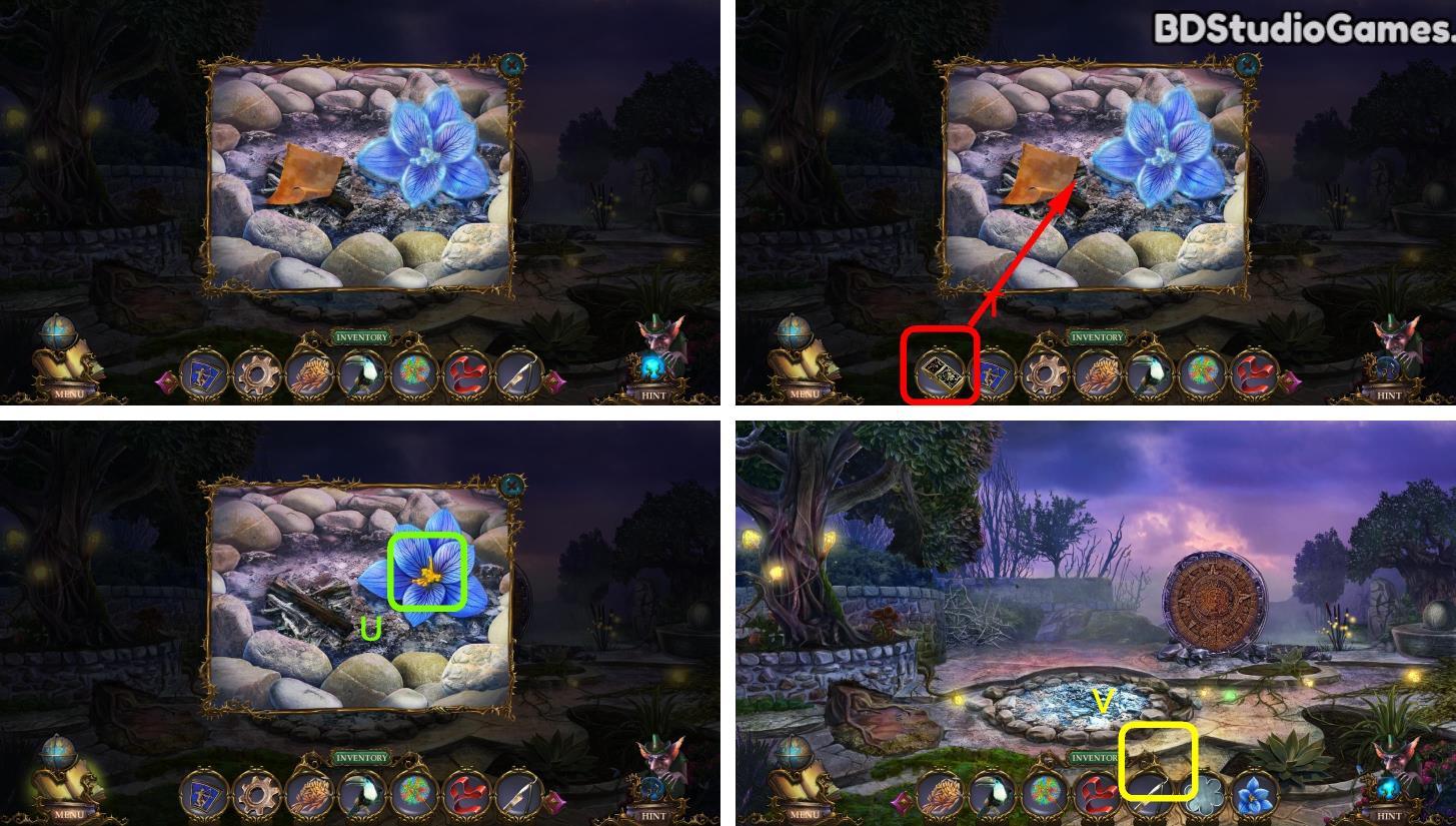 Amulet of Dreams Walkthrough Screenshot 0079