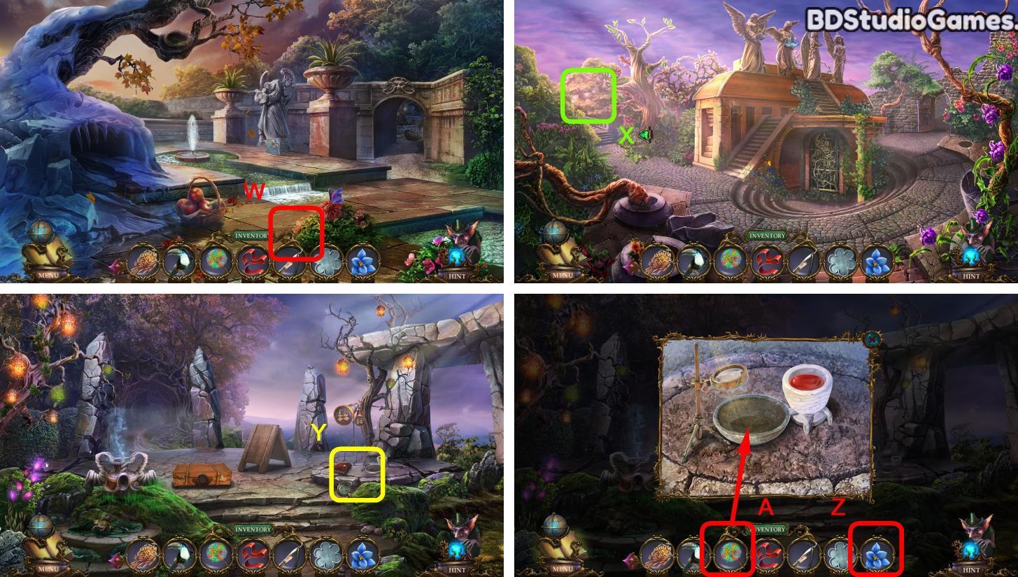 Amulet of Dreams Walkthrough Screenshot 0080