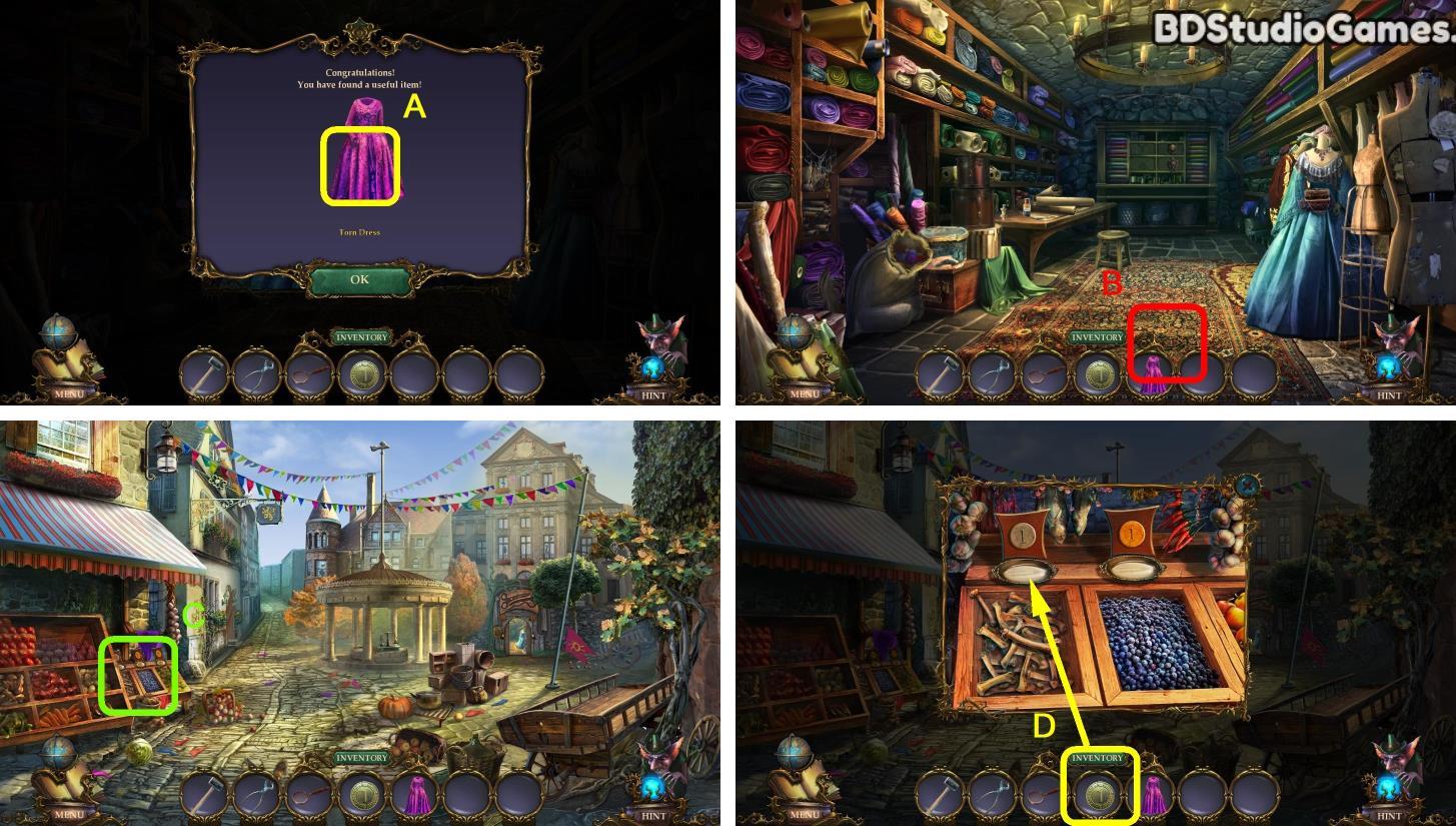 Amulet of Dreams Walkthrough Screenshot 0164
