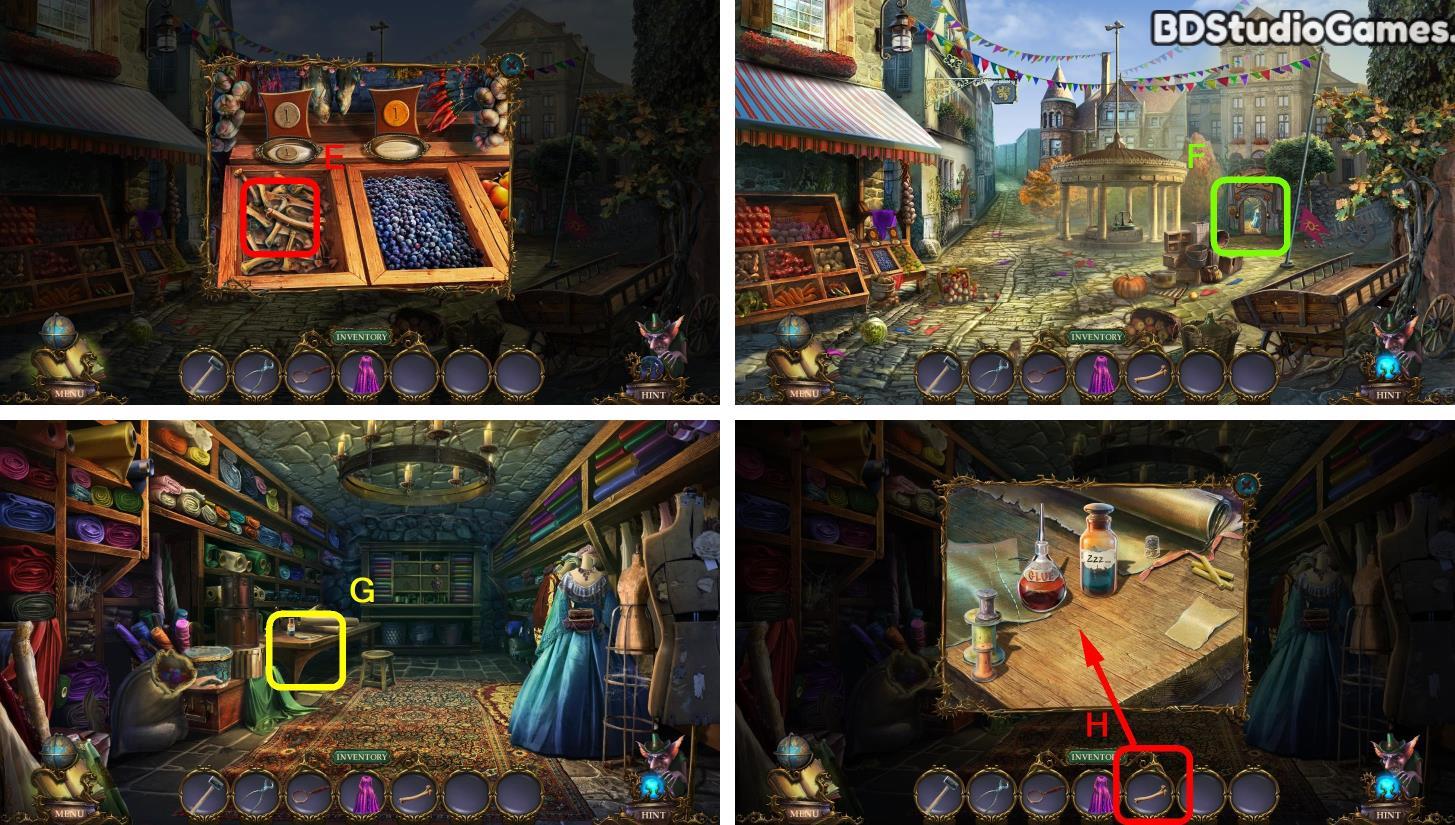 Amulet of Dreams Walkthrough Screenshot 0165
