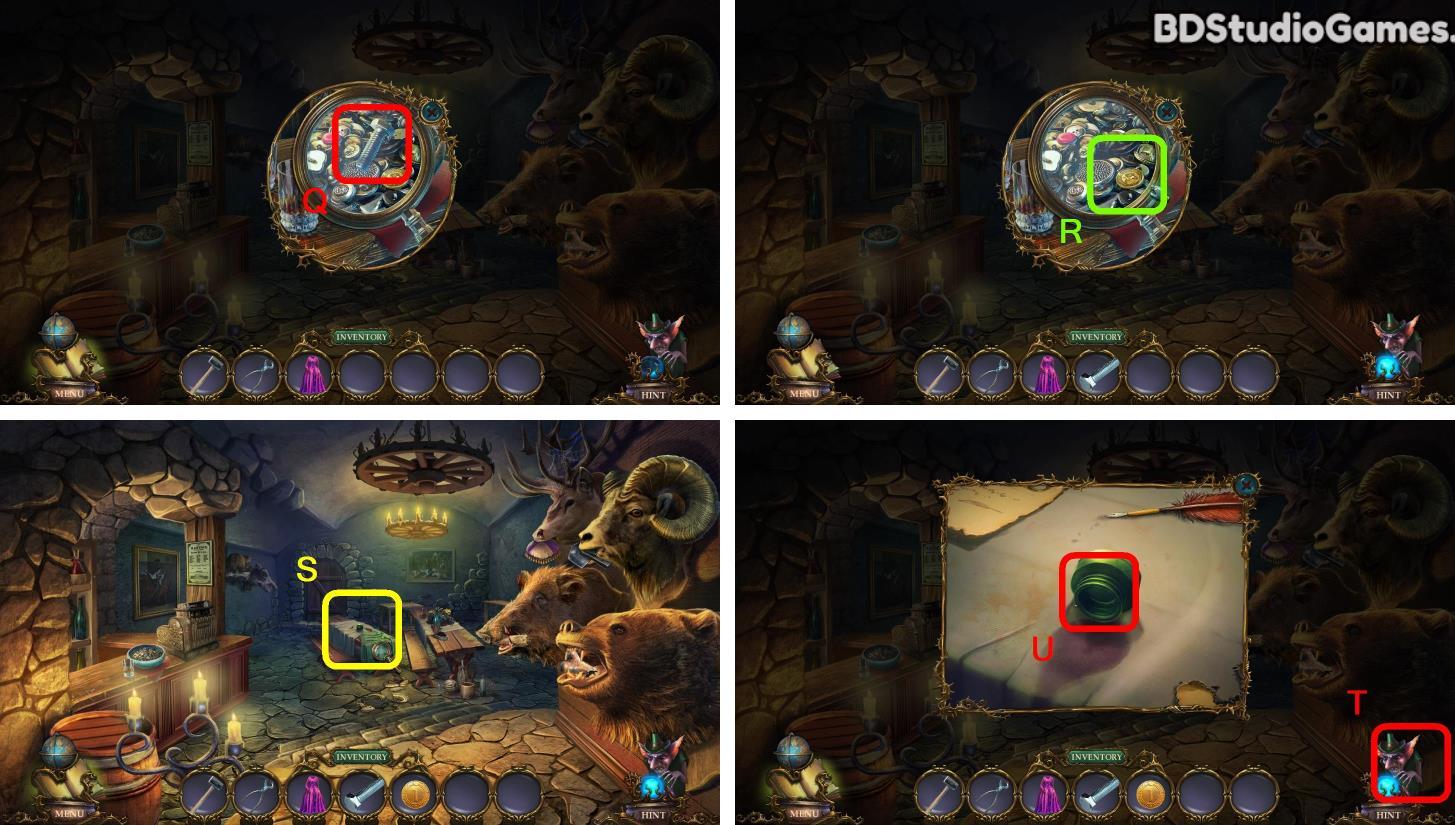 Amulet of Dreams Walkthrough Screenshot 0168