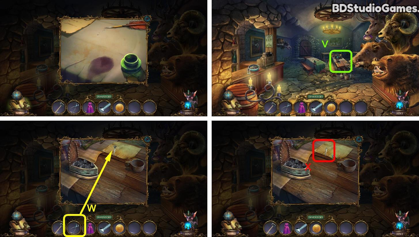Amulet of Dreams Walkthrough Screenshot 0169