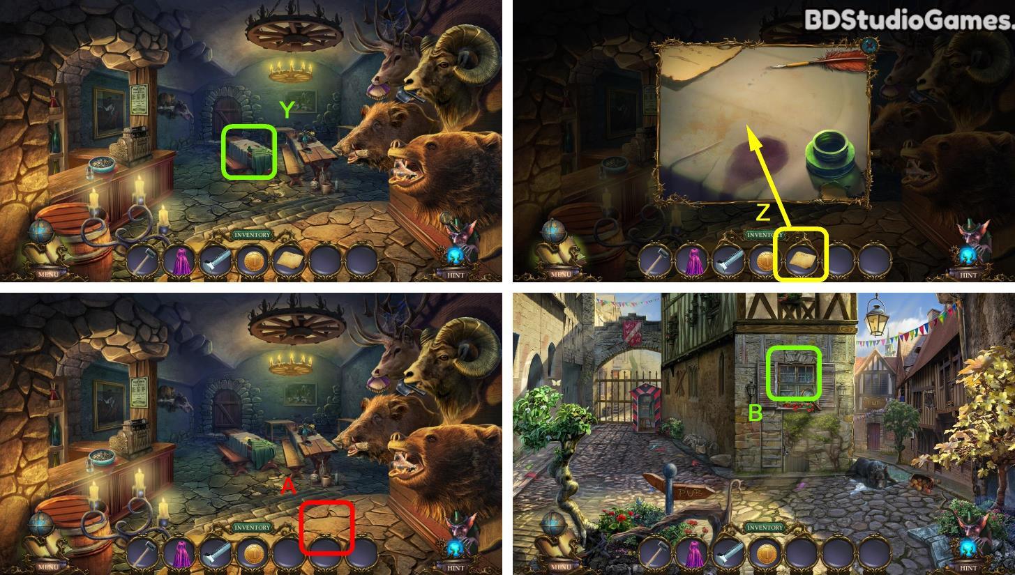 Amulet of Dreams Walkthrough Screenshot 0170