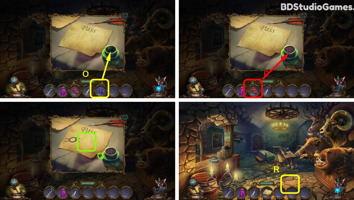Amulet of Dreams Walkthrough Screenshot 0174