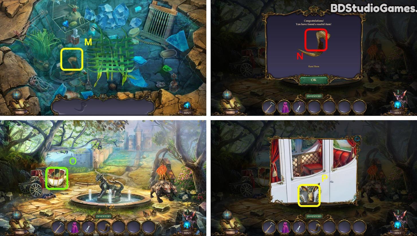 Amulet of Dreams Walkthrough Screenshot 0180