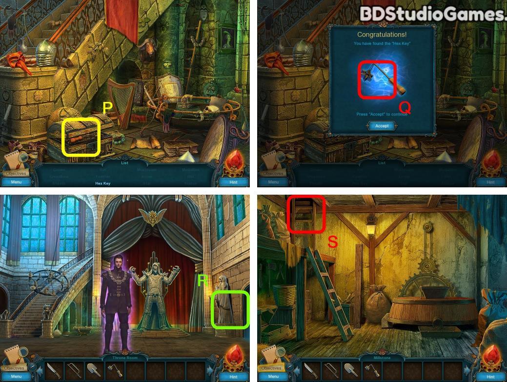 Ashley Clark: Secret of the Ruby Walkthrough Screenshot 0112