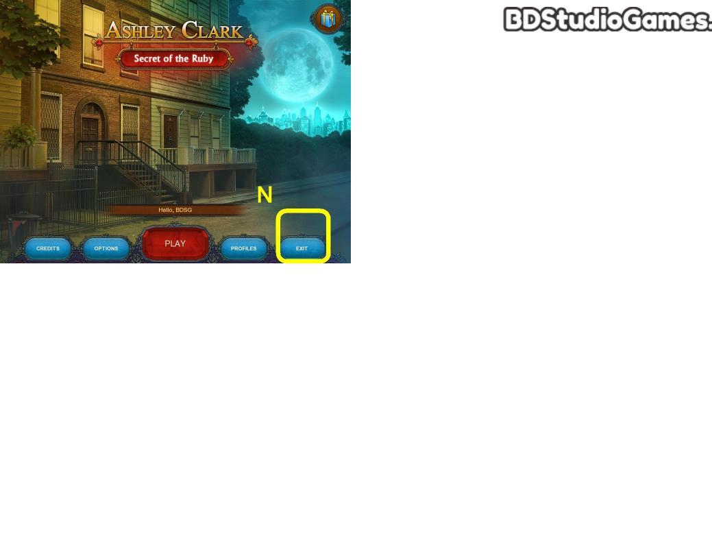Ashley Clark: Secret of the Ruby Walkthrough Screenshot 0195