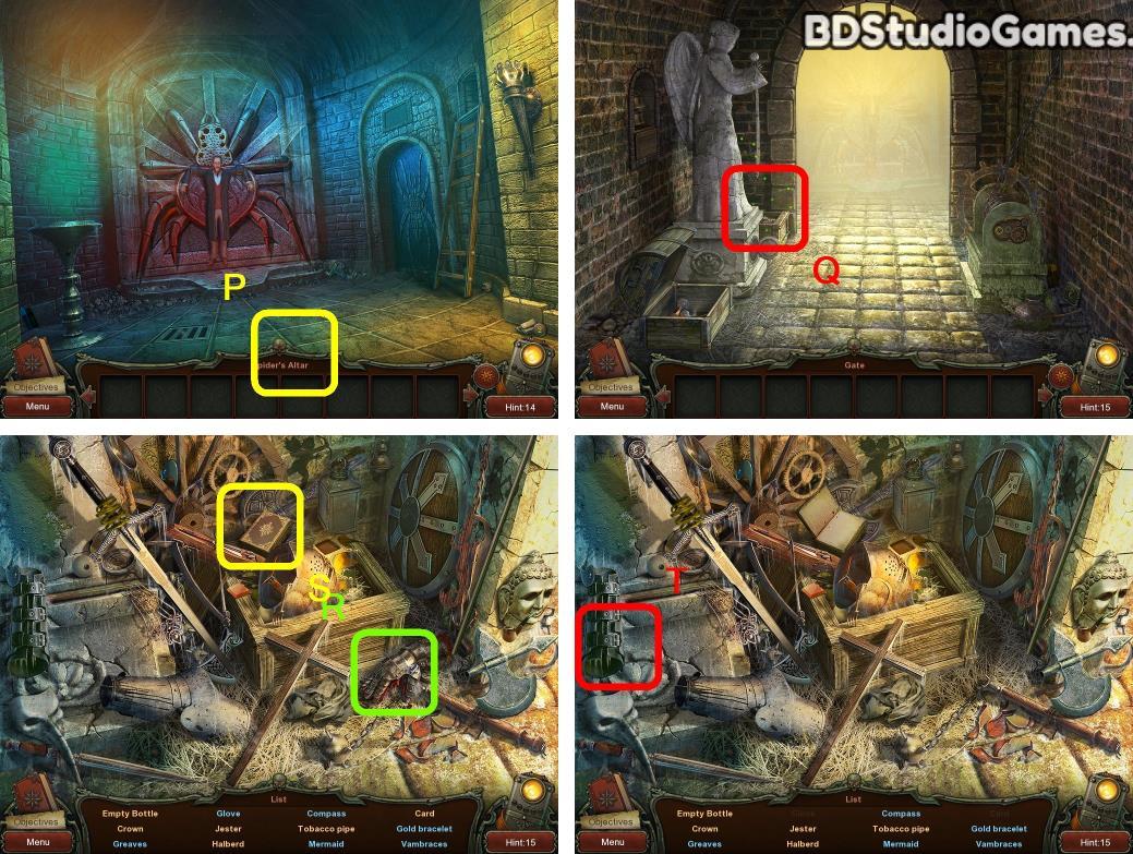 Ashley Clark: The Secrets of the Ancient Temple Walkthrough Screenshot 0100