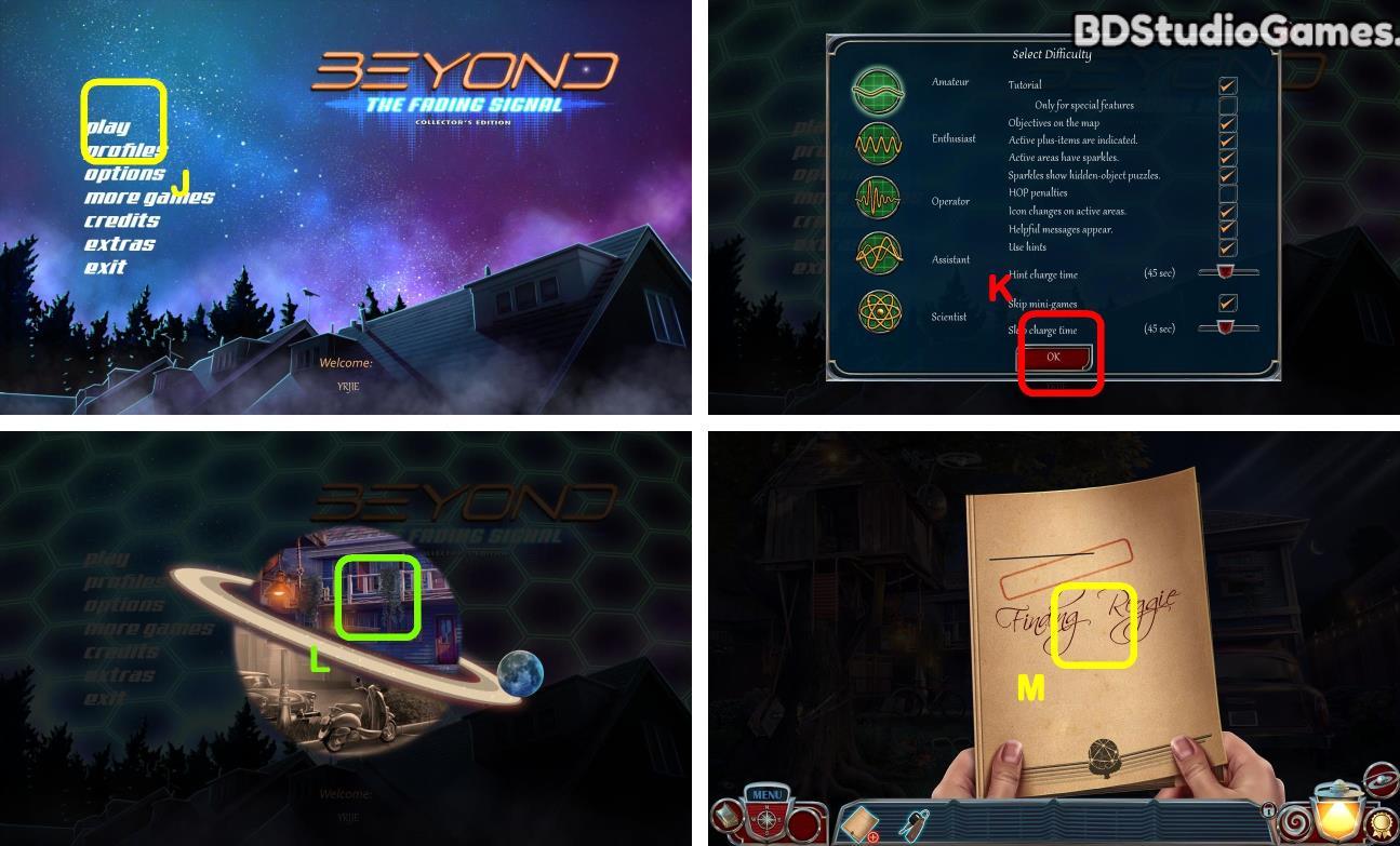 Beyond: The Fading Signal Walkthrough Screenshot 0001