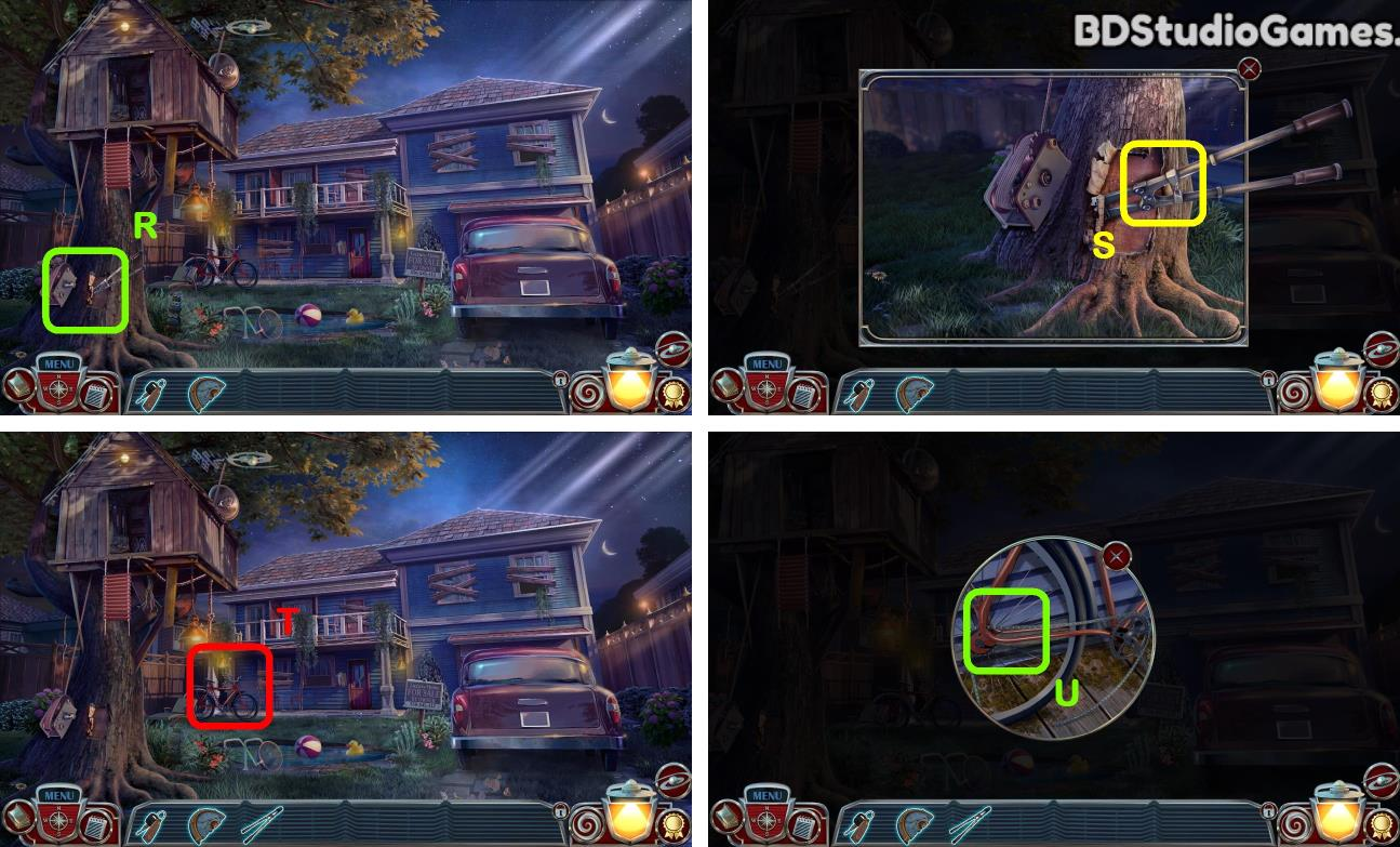 Beyond: The Fading Signal Walkthrough Screenshot 0003