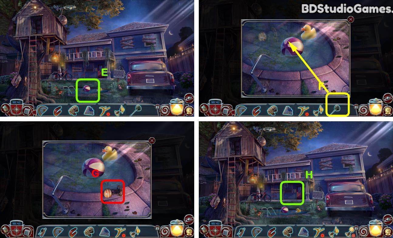 Beyond: The Fading Signal Walkthrough Screenshot 0012