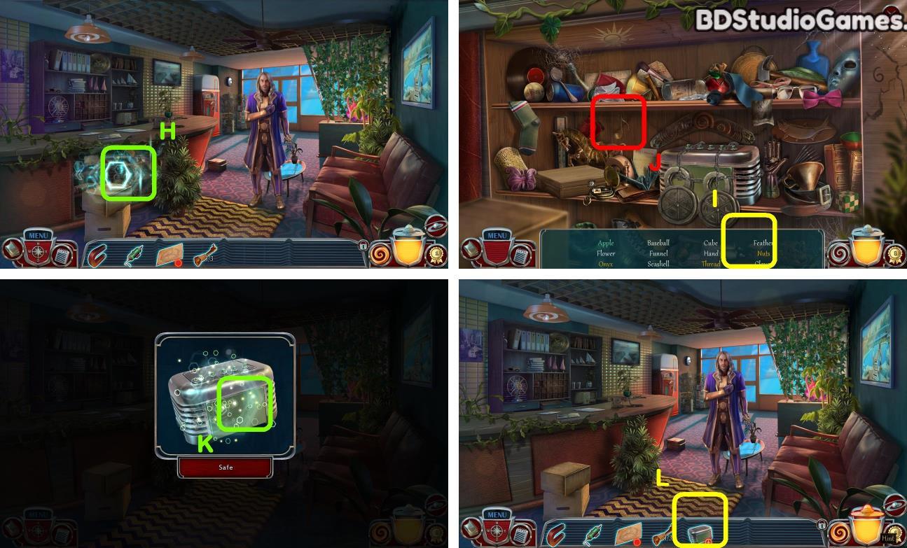 Beyond: The Fading Signal Walkthrough Screenshot 0064