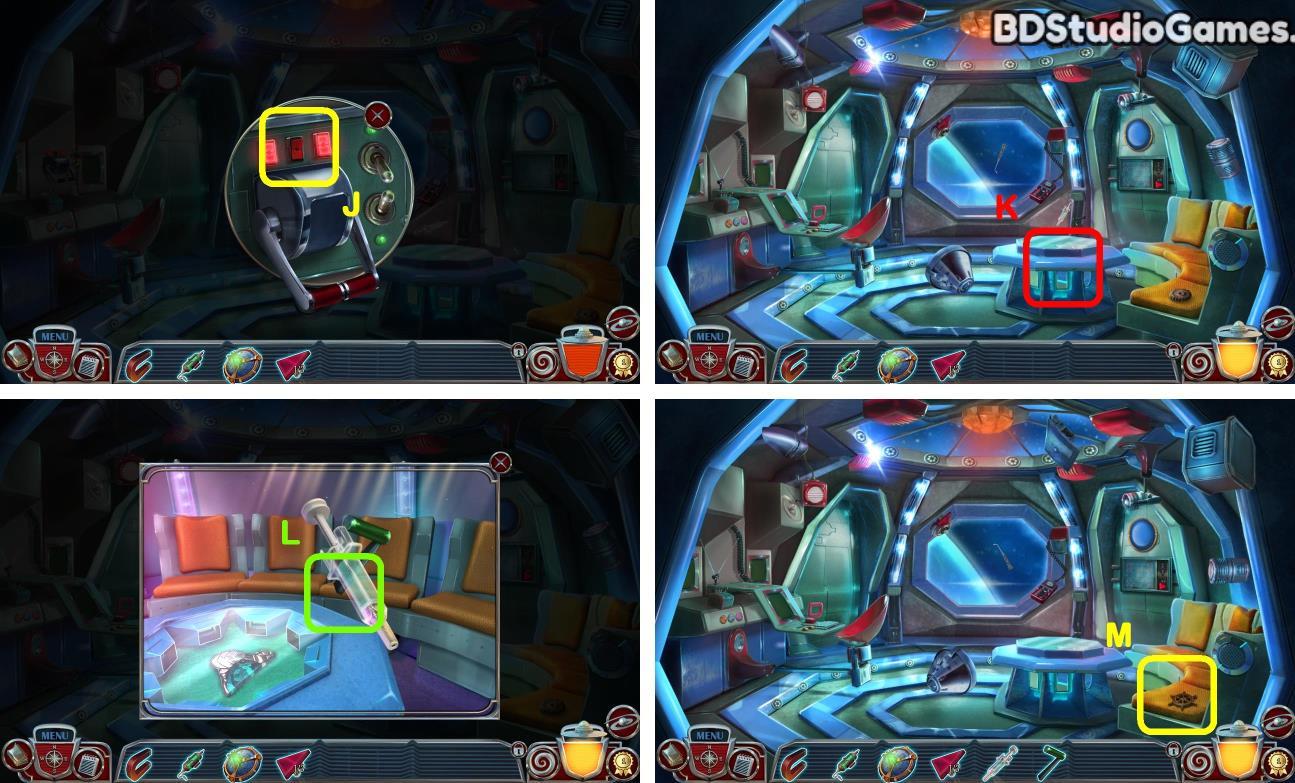 Beyond: The Fading Signal Walkthrough Screenshot 0071