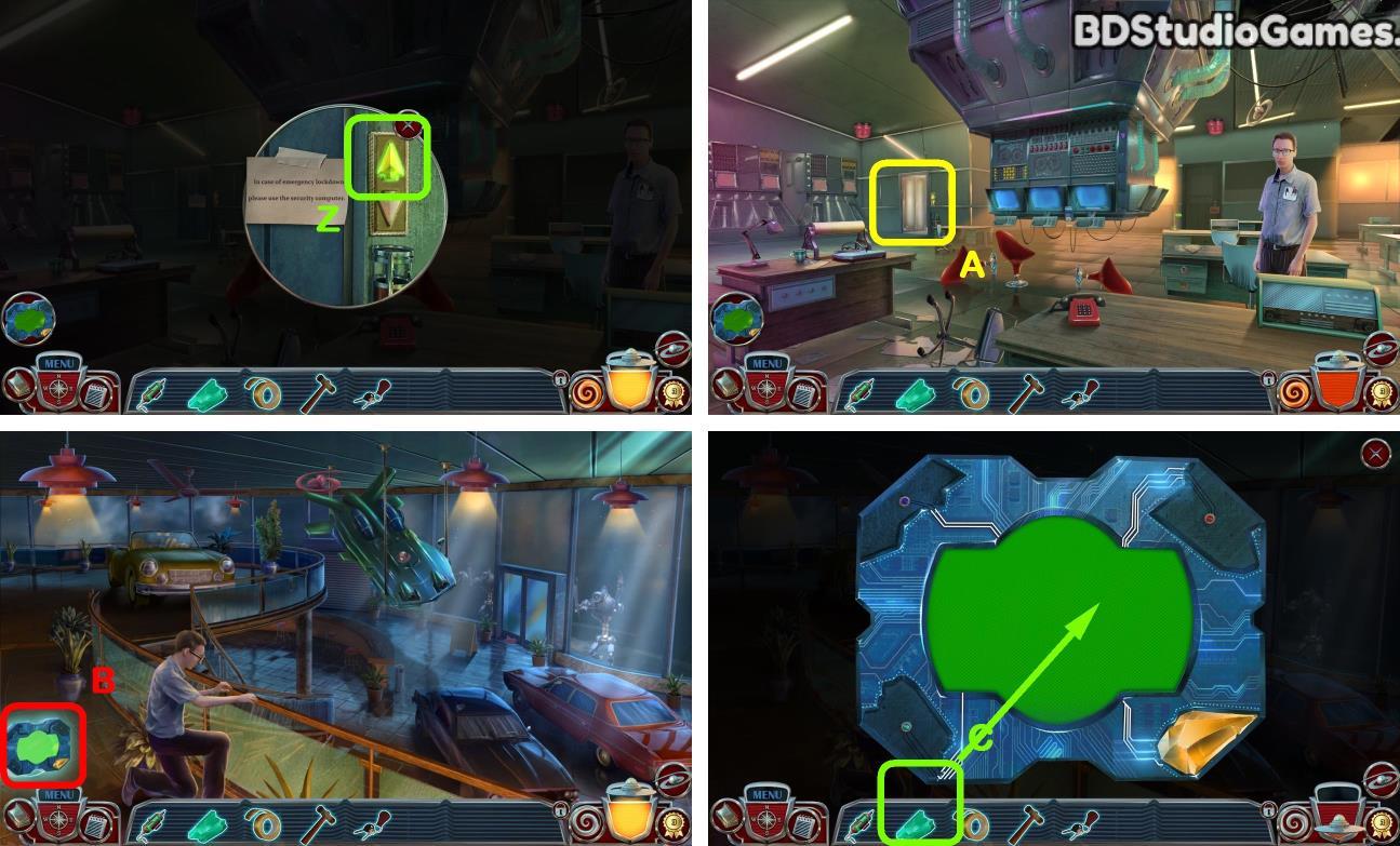 Beyond: The Fading Signal Walkthrough Screenshot 0124