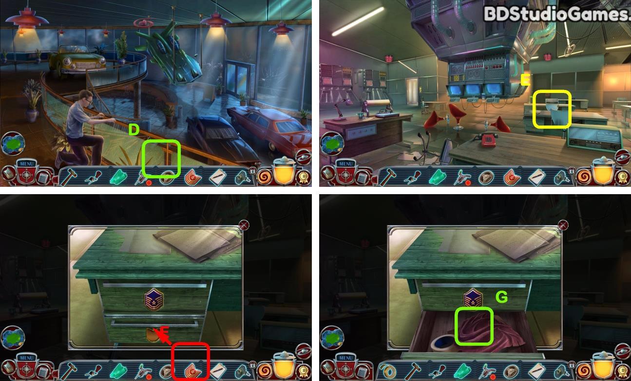 Beyond: The Fading Signal Walkthrough Screenshot 0131