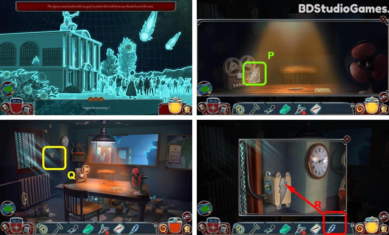 Beyond: The Fading Signal Walkthrough Screenshot 0134