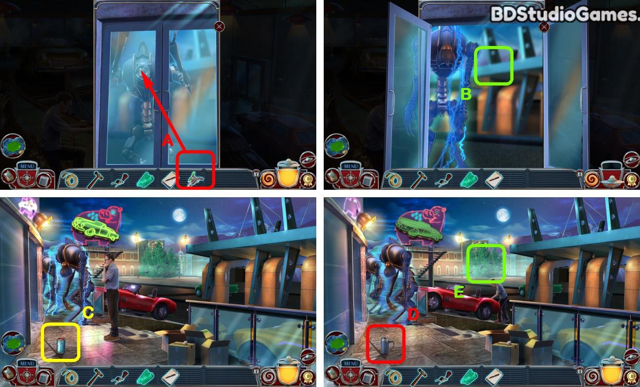 Beyond: The Fading Signal Walkthrough Screenshot 0137