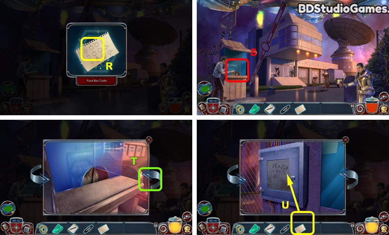 Beyond: The Fading Signal Walkthrough Screenshot 0160