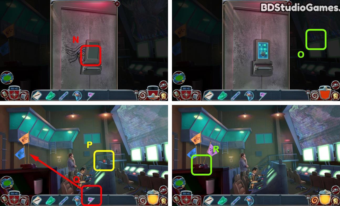 Beyond: The Fading Signal Walkthrough Screenshot 0165