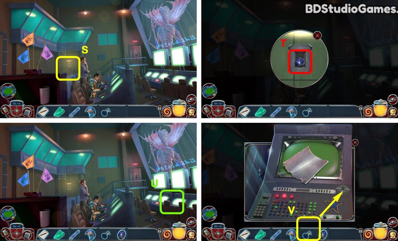 Beyond: The Fading Signal Walkthrough Screenshot 0166